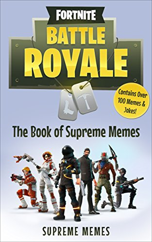 Fortnite: Battle Royale – The Book of Supreme Memes