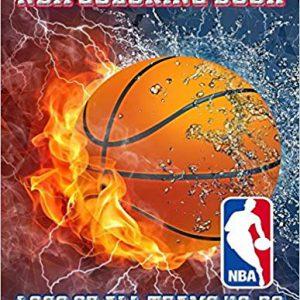 NBA COLORING BOOK _